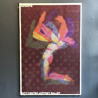 Vintage Herbert Migdoll Joffery Ballet Poster