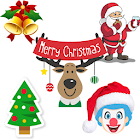 Christmas Stickers For Whatsapp - WAStickerApps icon