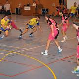 Seniors masculins 1 à Sanvignes (26-01-14)
