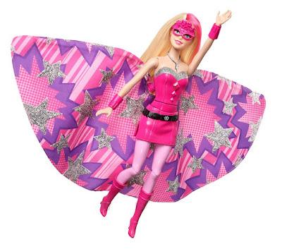 Búp bê Nữ siêu nhân Barbie Princess Power