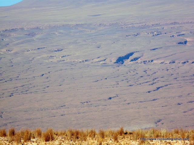 Cool mountain ridges