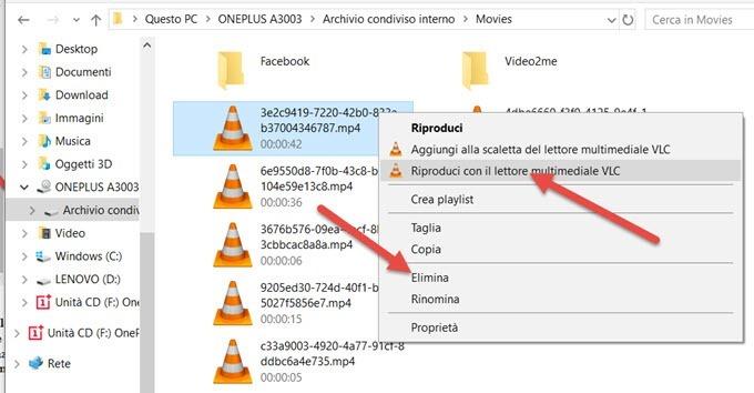 eliminare-riprodurre-file
