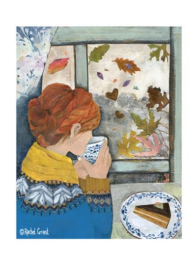 print by Rachel Grant