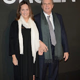 OIC - ENTSIMAGES.COM -  Producers Lucy Fisher and Douglas Wick at the Divergent Series: Insurgent - world film premiere in London 11th March 2015  Photo Mobis Photos/OIC 0203 174 1069