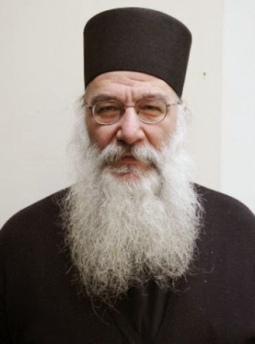 Monk Moses The Athonite On Evil