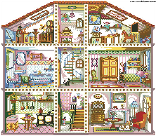 Doll House chart