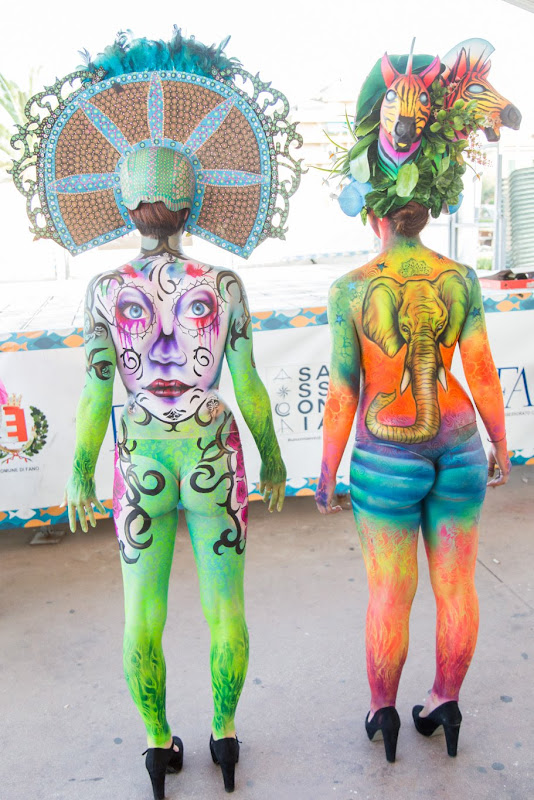 IMG_4925 Color Sea Festival Bodypainting 2018