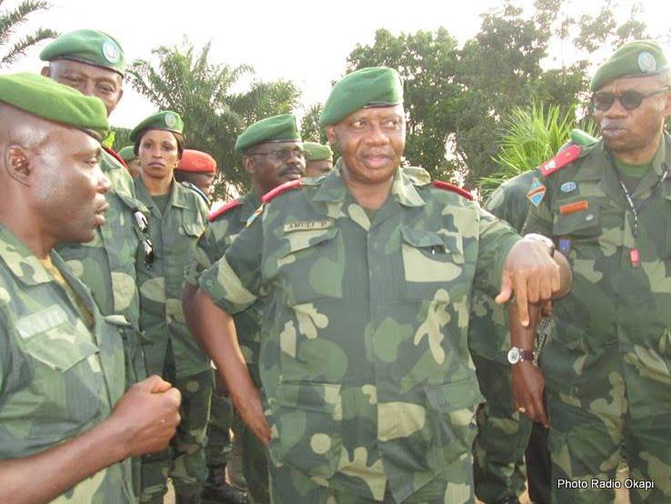 RDC: un nouveau commandement de la police nationale