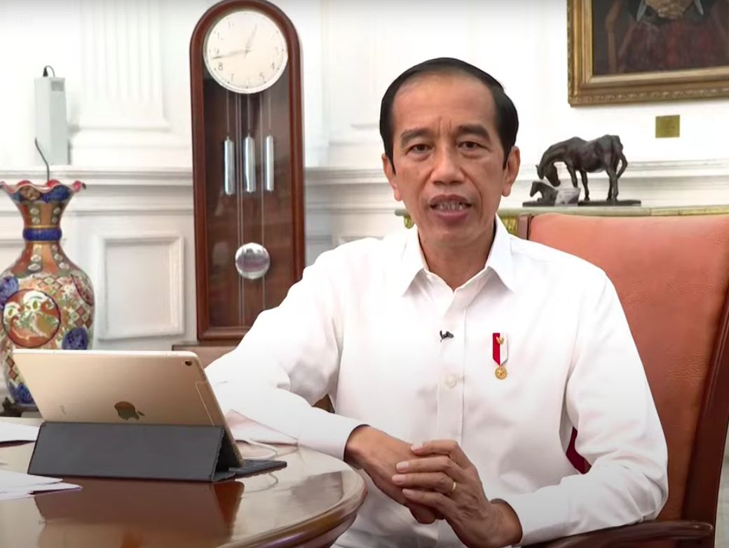 Presiden Jokowi Cabut Perpres Investasi Miras