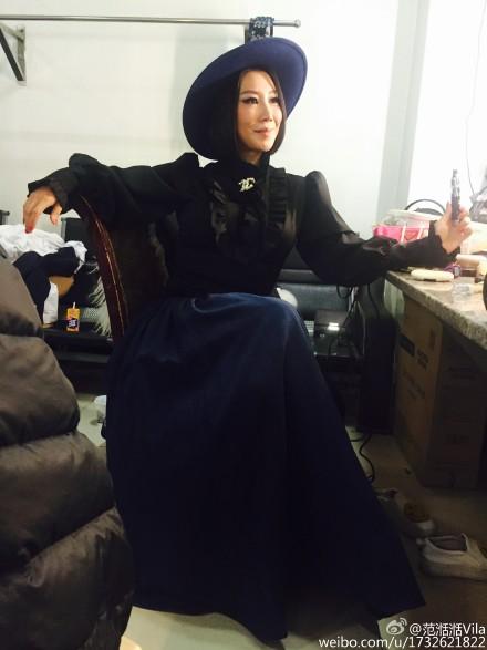 Fan Tiantian China Actor
