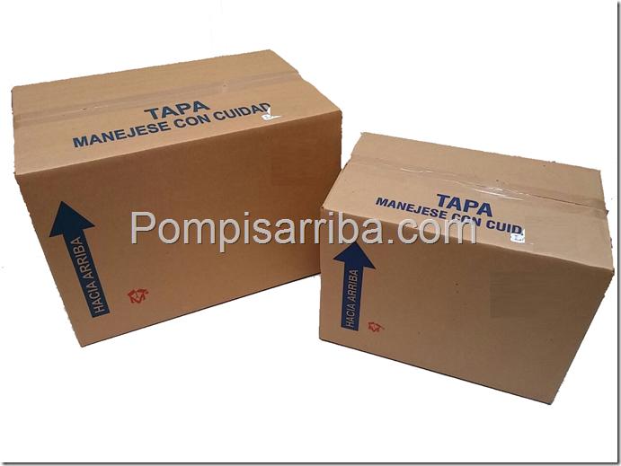 Empaque de envio Pompisarriba.com pantalones corte colombianos de mayoreo de mezclilla stretch para mujer