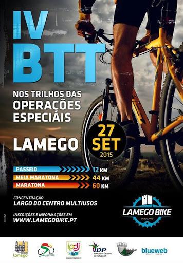 IV BTT – Nos Trilhos das Operações Especiais - Lamego - 27 de Setembro de 2015