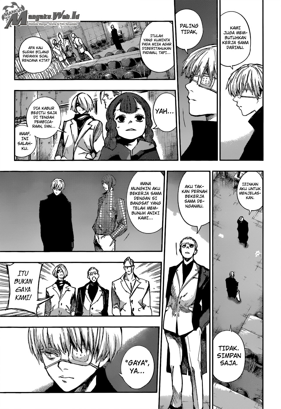 Tokyo Ghoul: Re Chapter 102-10