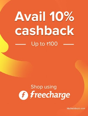 **Mi store offer** - Get 10% cashback on shopping all xiomi products