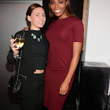 WWW.ENTSIMAGES.COM -      Charlotte Young Bloom Mgmt and Cherelle Rose   at         Nightrider 2015 - VIP launch party at Grange St Paul's Hotel, London November 4th 2014Charity bike ride launches its 2015 challenge. Main event takes place in June 2015                                               Photo Mobis Photos/OIC 0203 174 1069
