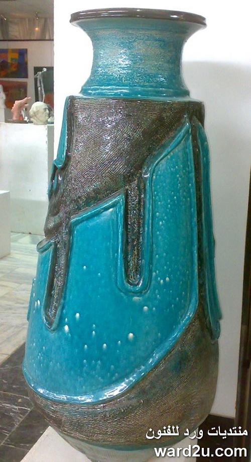 معرض طلبة كلية الفنون الجميلة بغداد 2011-2012