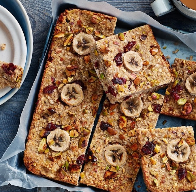 Flapjacks Recipe | Breakfast Care