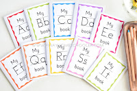 The Alphabet Sound Books for Learning Letters