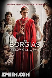 Những Tội Ác Của Gia Đình Borgias 1 - The Borgias Season 1 (2011) Poster