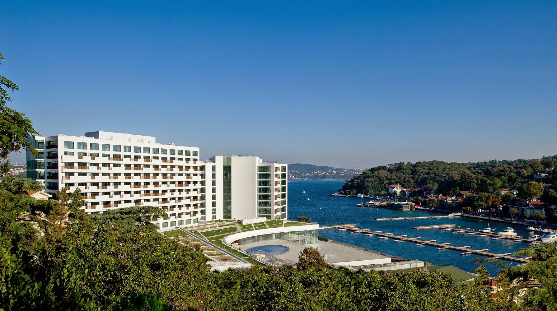 grand tarabya hotel bosphorus istanbul