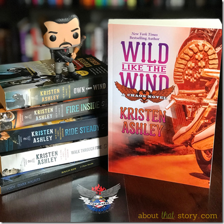Review: Wild Like the Wind (Chaos #6) by Kristen Ashley | About That Story