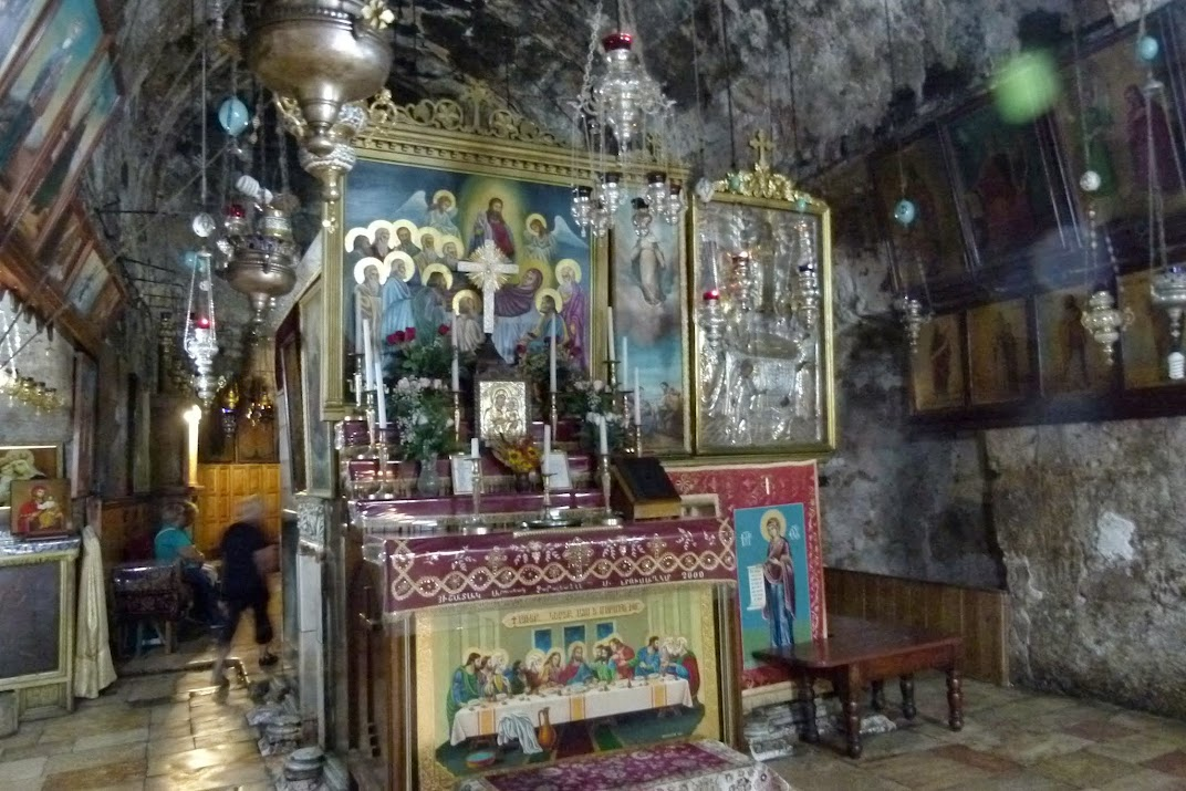 Tomb of Mary2