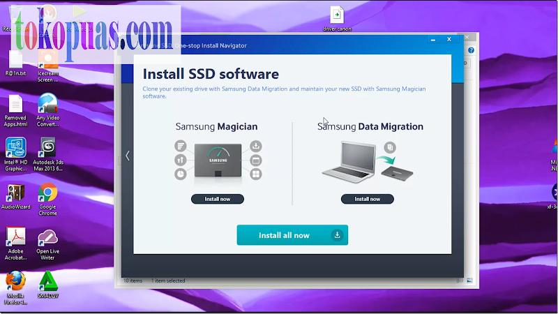 cara upgrade ssd laptop tanpa install ulang
