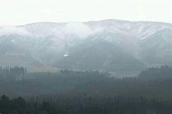 Gulmarg receives seasons first snow fall