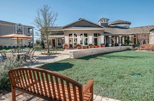 The Grass Is Greener At Wiregrass At Stone Oak Apartment Homes! #stoneoak  #sanantonioapartment