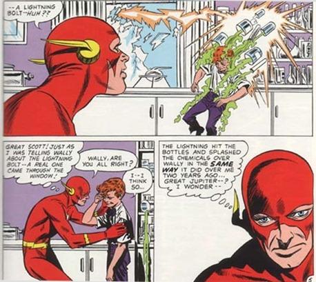 Cerita-tentang-Kid-Flash