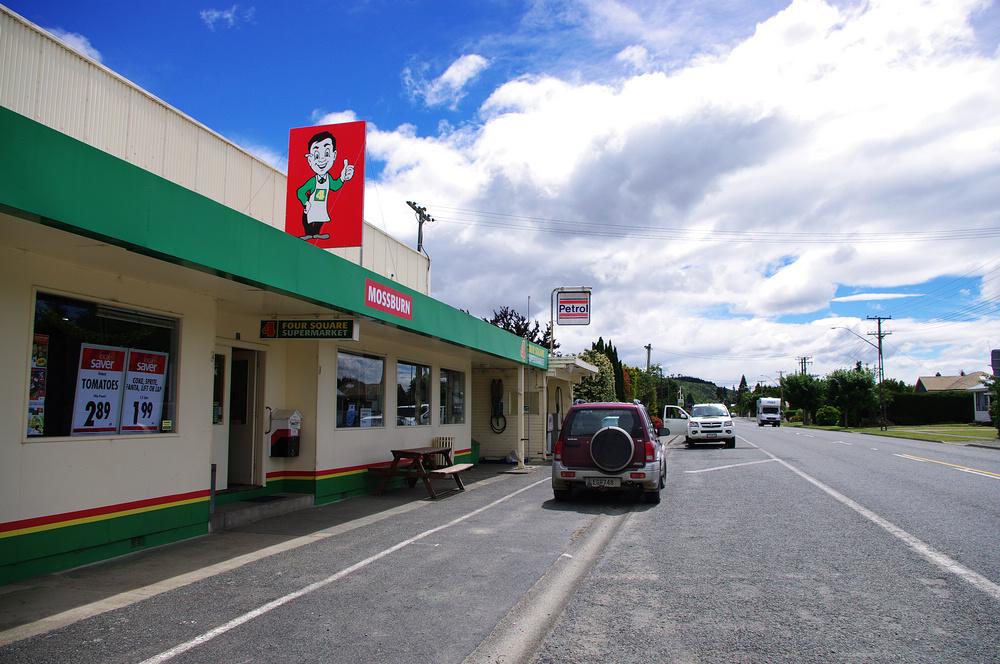 紐西蘭南島 (一)