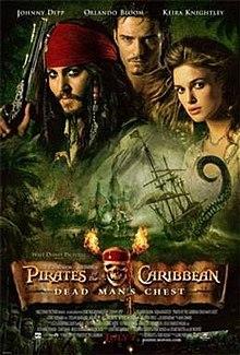Cướp Biển Vùng Caribbe 2: Chiếc Rương Tử Thần