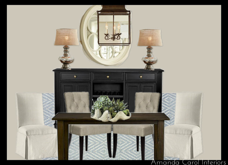 E-Design for Dining Room