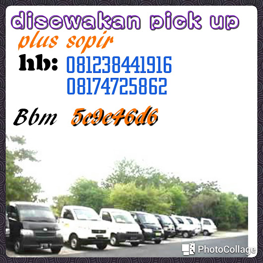 Pick up taxi trans24jm