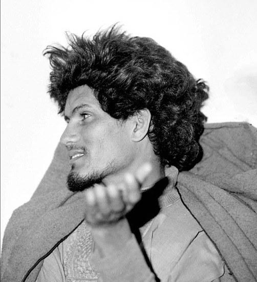 Tal día como hoy de 1976, cae en combate el líder espiritual saharaui Luali Mustafá Sayed.