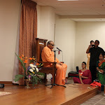 Day 1 Benedictory address by Swami Tathagatananda