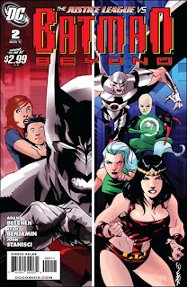 Batman Beyond #2 - Comic of the Day