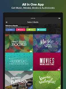 Audiobooks, Books & Music- screenshot thumbnail