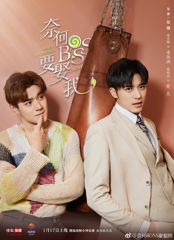 Web Drama: Well Intended Love - ChineseDrama info