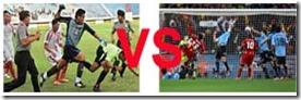 Perbedaan antara Sepakbola Disini dengan Sepakbola Disana