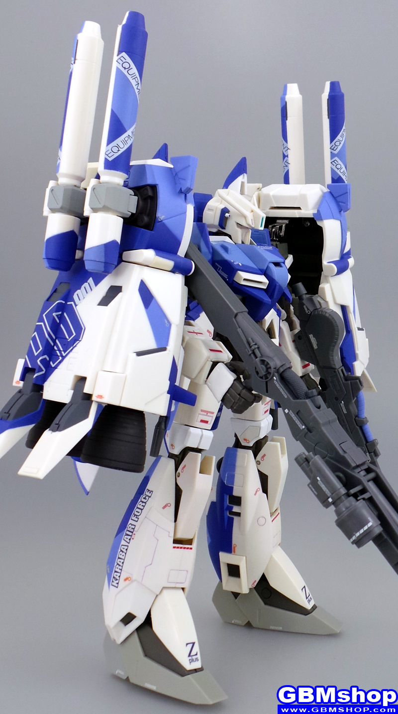 Gundam Fix Figuration METAL COMPOSITE  #1005 MSZ-006C1 Zeta Plus C1 with Booster