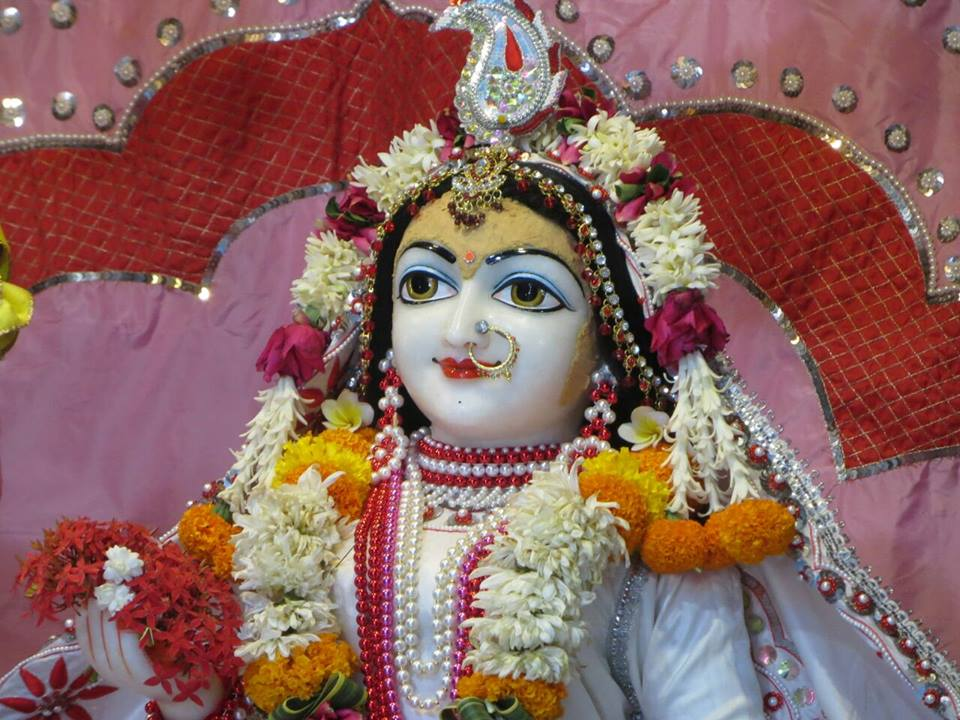 ISKCON Aravade Deity Darshan 12 May 2016 (4)