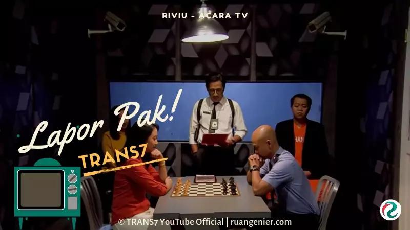 lapor pak trans7