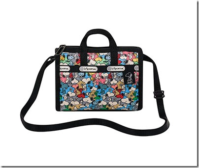 Peanuts X LeSportsac 3273 Shellie Crossbody 01