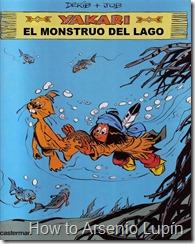 Yakari 17 - El Monstruo del Lago (By Alí Kates)
