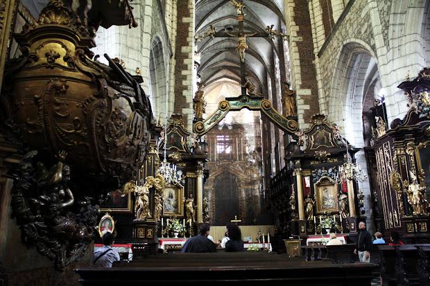 Basílica del Corpus Cristi (Kościół Bożego Ciała) (Cracovia)