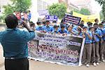 Protest to shut down Kotturpuram RMC plant
