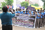 Protest to shut down Kotturpuram RMC plant