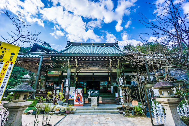 Miyajima Daishoin Temple3