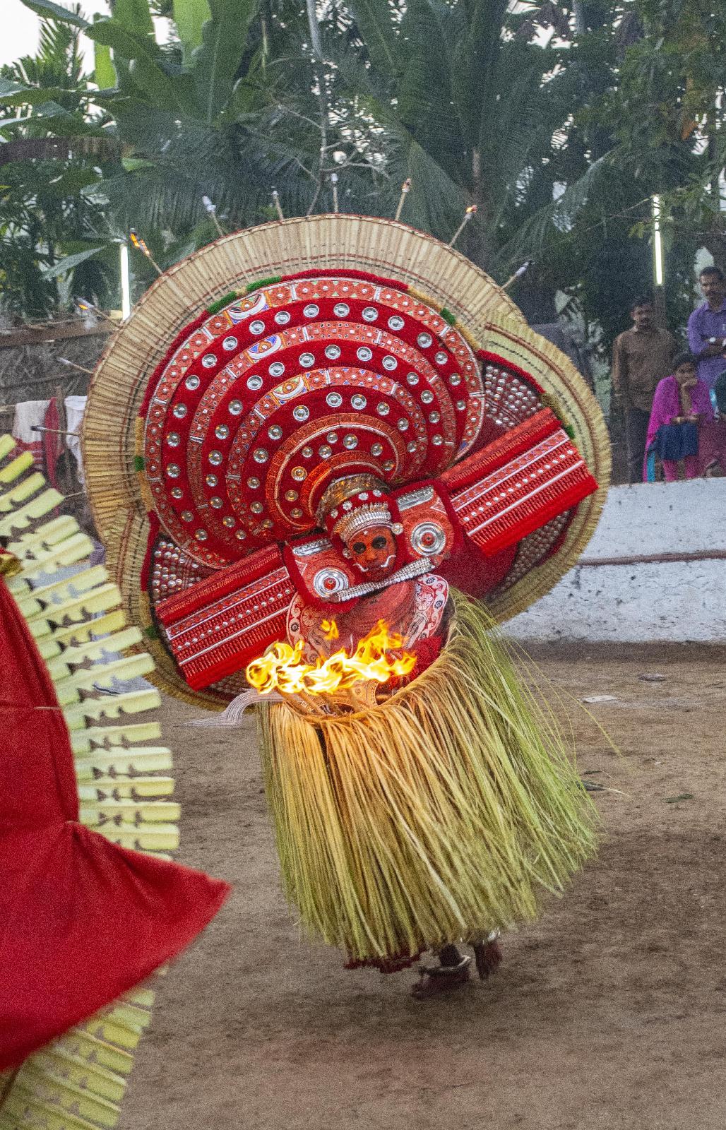Theyyam - കക്കറ ഭഗവതി